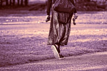 断捨離しないでオシャレに!ワンピやスカートを簡単に今っぽくする方法
